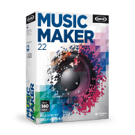 MAGIX Music Maker 22 ESD