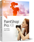 PaintShop Pro X8 ESD ML (электронная) (рус.)