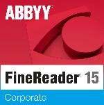 ABBYY FineReader 15 Corporate, лицензия-Upgrade