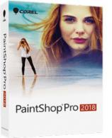 PaintShop Pro 2018 Corporate Edition License (2-4)